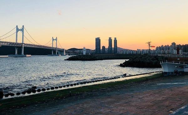 민락수변공원